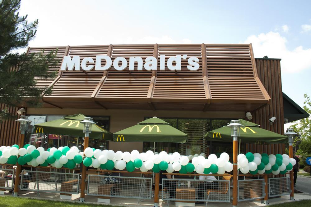 McDonald's: 15 restaurants in Bucharest