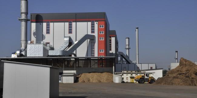 Cogeneration Plant Vatra Dornei