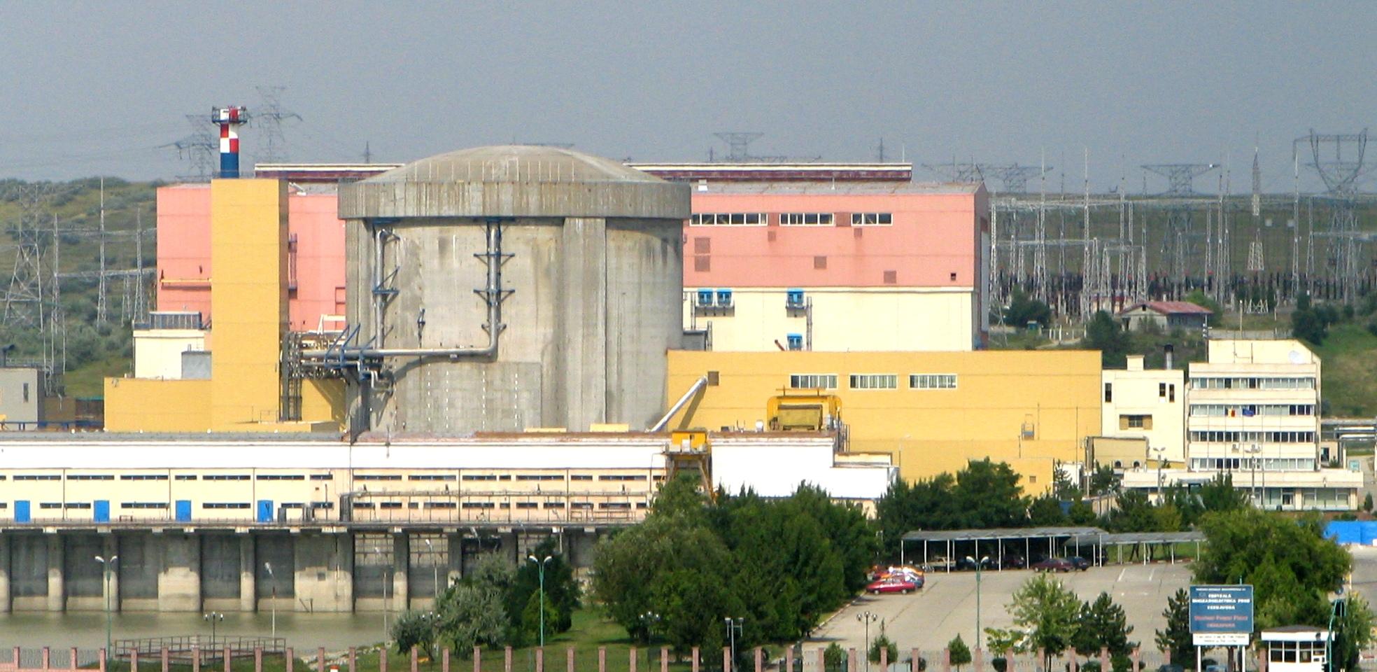 Cernavoda nuclear power plant: unit 2
