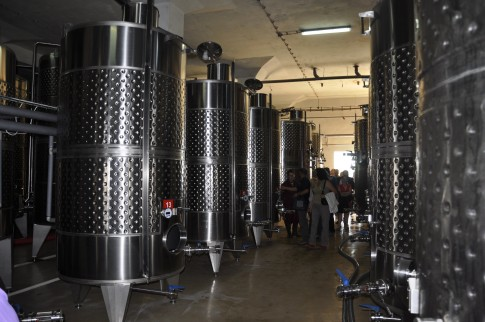 Vie-Vin Murfatlar (wine controlled cooling systems)