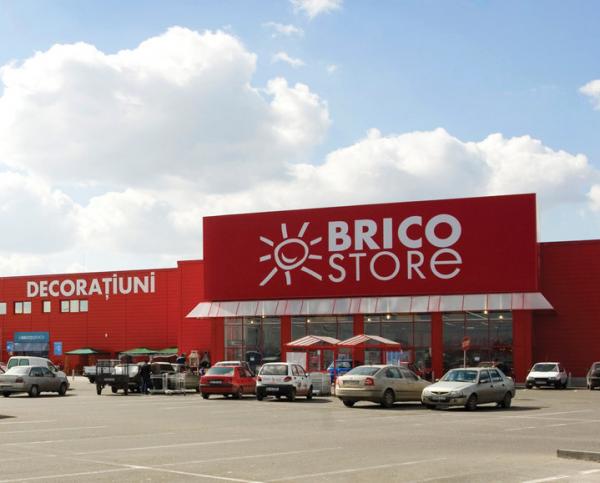 Bricostore Bucharest supermarkets